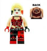 Harley Quinn Version 2 - Custom Designed Minifigure